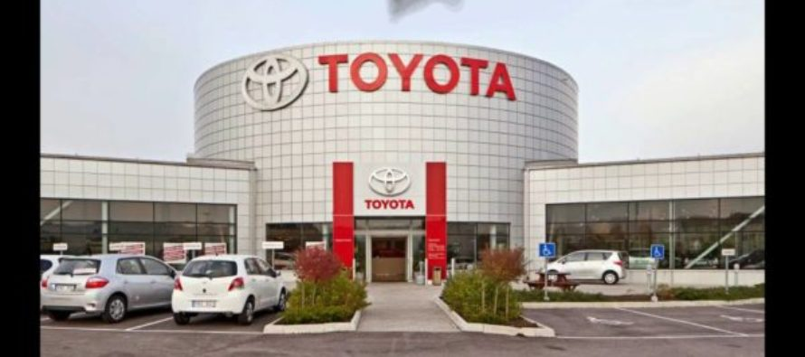 Toyota Ghana to recall 15,000 vehicles with faulty airbags
