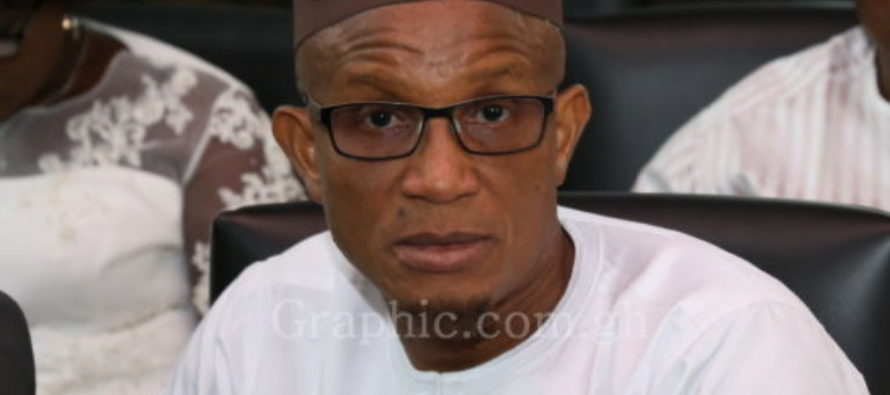 Back corruption claims with evidence — Mustapha Hamid