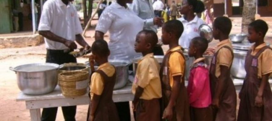 School Feeding Programme releases GHc 21m to caterers