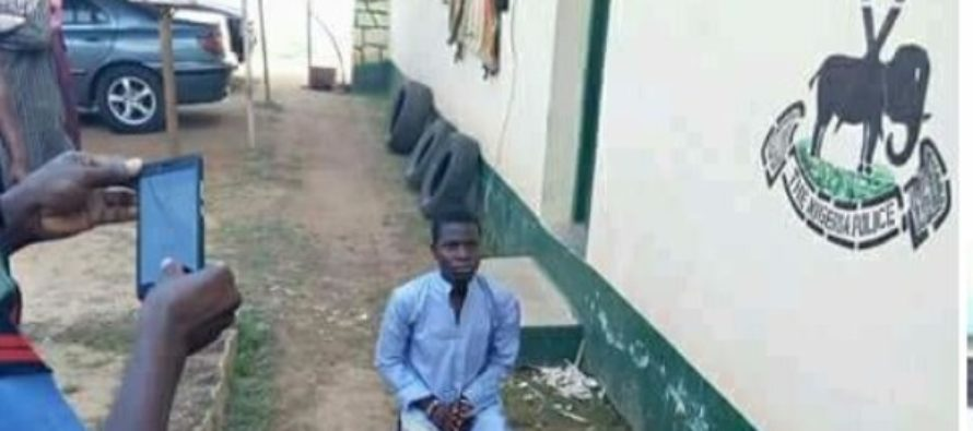 Teenager stabs man to death in Zaria