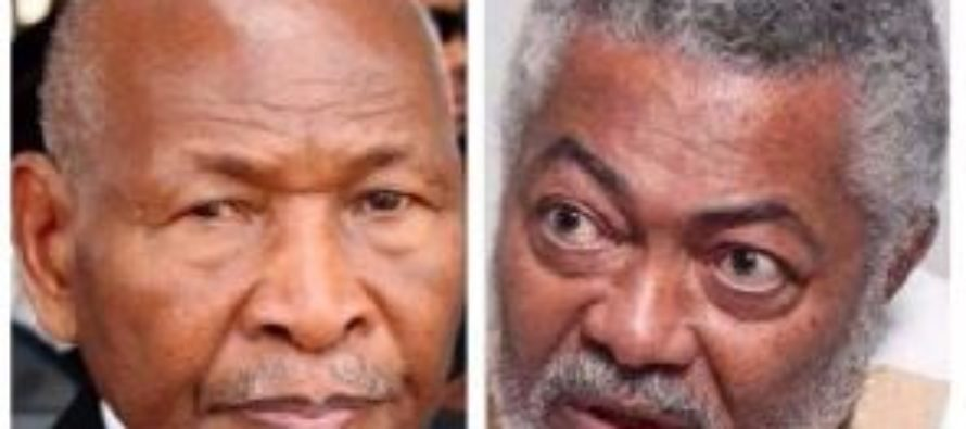 Don't credit 'dictator' Rawlings with 4th Republic – Okudzeto