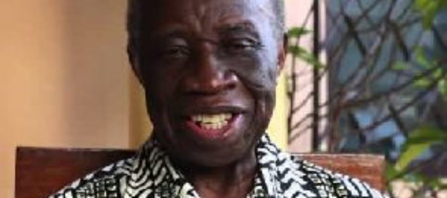 Professor Francis Allotey is dead