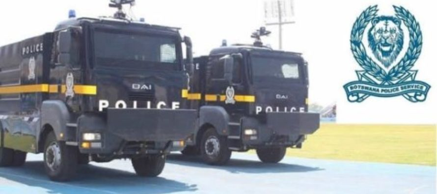 Botswana police ranked Africa's best, Nigeria at bottom of global report