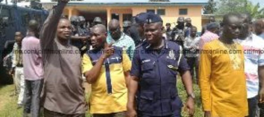 Minister urges teachers in Kwahu to return to school after clashes