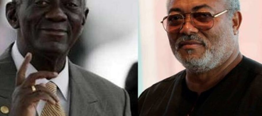 Rawlings, 415 past gov't officials, institutions grabbed state lands