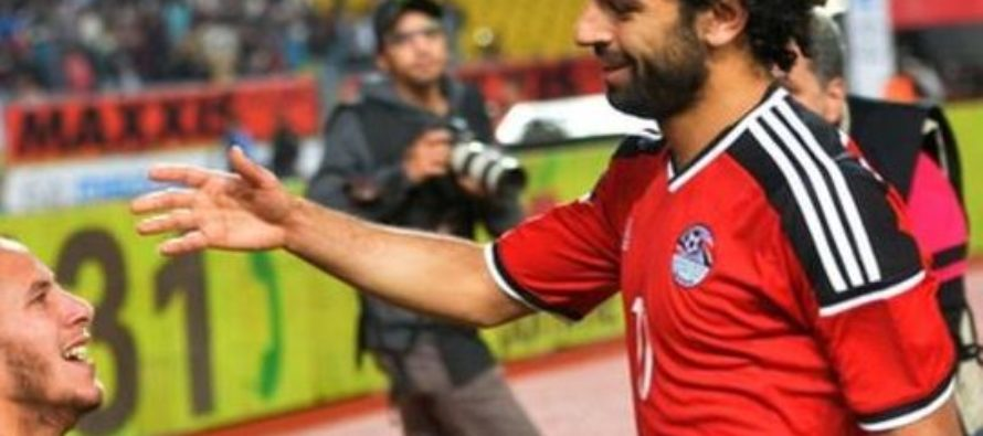 2018 WC Qualifiers: Mo Salah out of Ghana clash