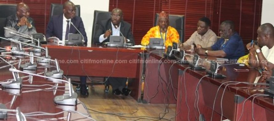 Minority chases Ofori-Atta over Energy bond 'embarrassment'
