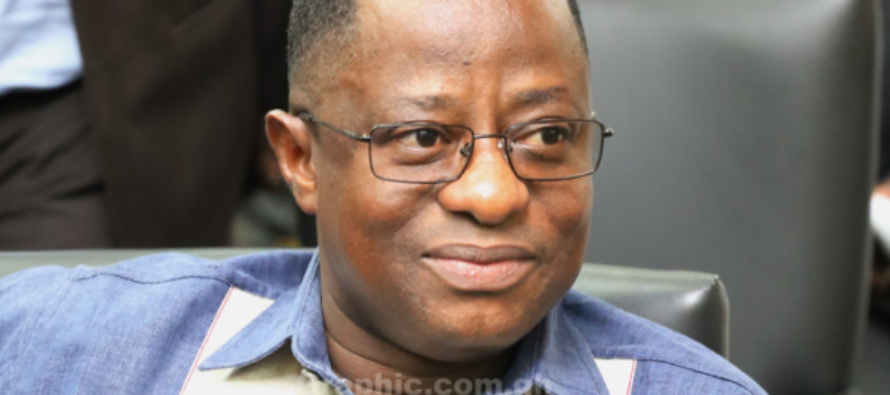 You'd have paid 10% more under Mahama; Amewu defends fuel prices