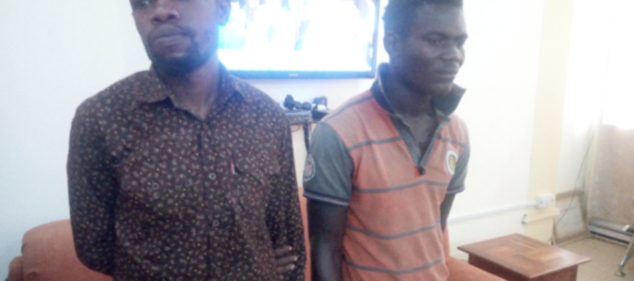 Police nab 7 suspected criminals in Central Region