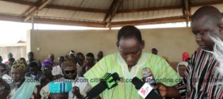 Late Yaa-Naa's children warn gov't against funeral performance