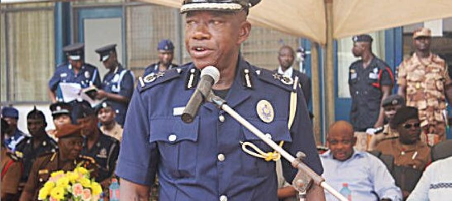 COP Ken Yeboah slams police officers who expose juvenile offenders