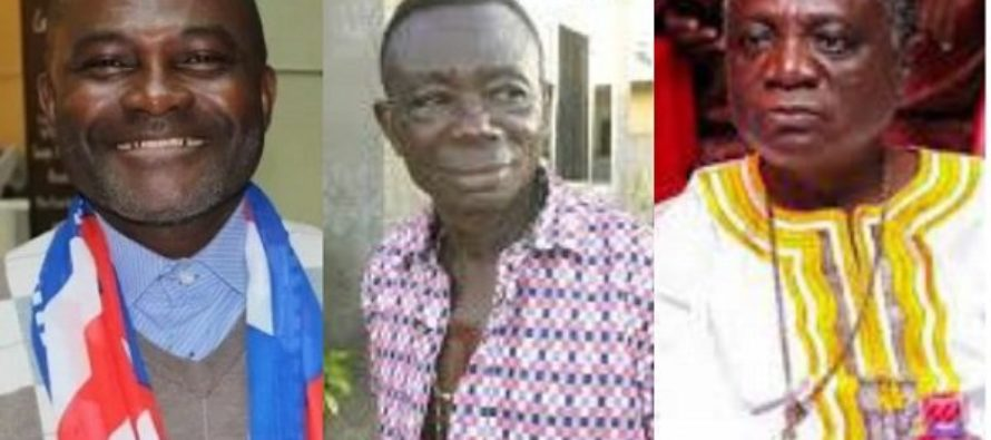 Kennedy Agyapong Puts Nana Kwame Ampadu, Obuoba JA Adofo And Other Renowned Musicians On Gh5000 Monthly Salary Each