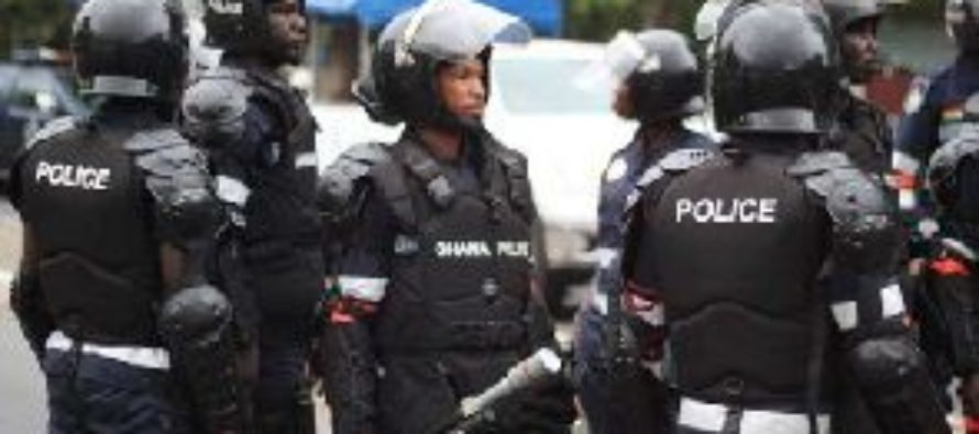 1 gun is to 4 or 5 police officers – Senior officer claims