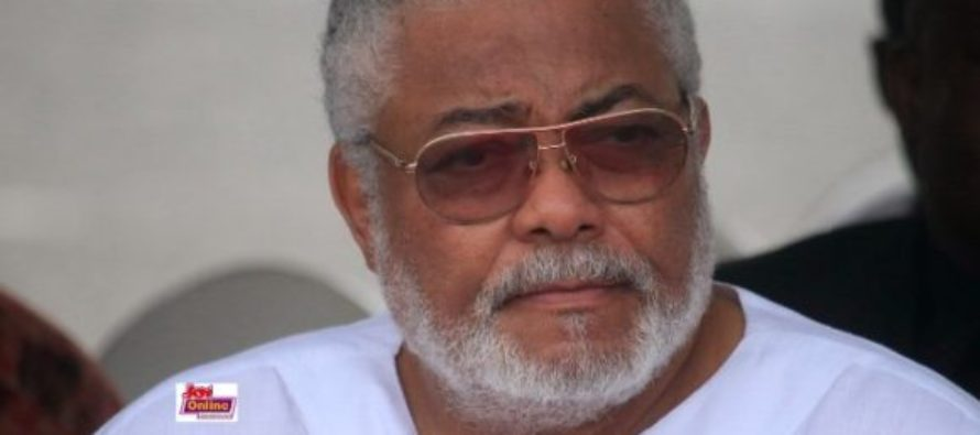 NDC should have used Amidu – Rawlings