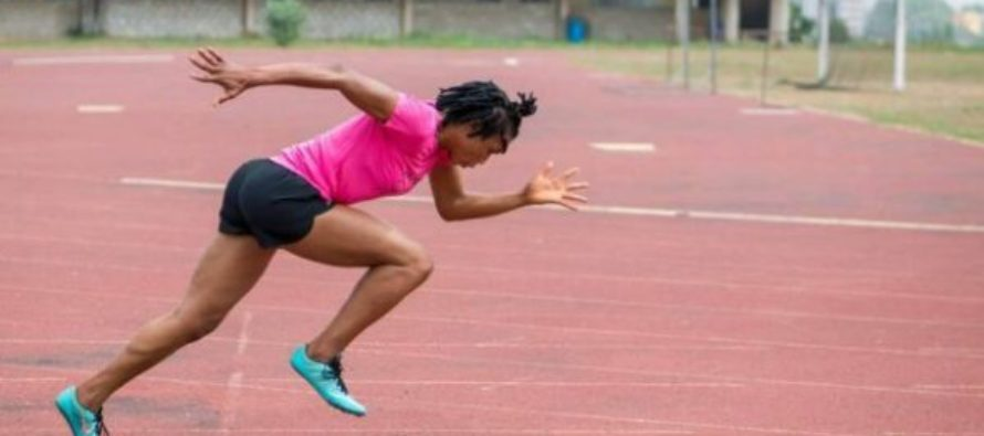 Gold Coast 2018: 19 year old Hor Halutie qualifies for women's 100m Final