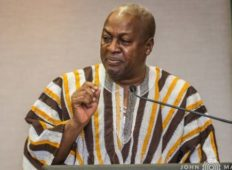 Be wary of fake accounts in my name – Mahama