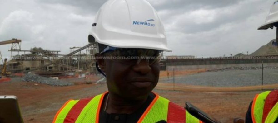Newmont Ahafo accident a 'civil engineering failure' – Amewu