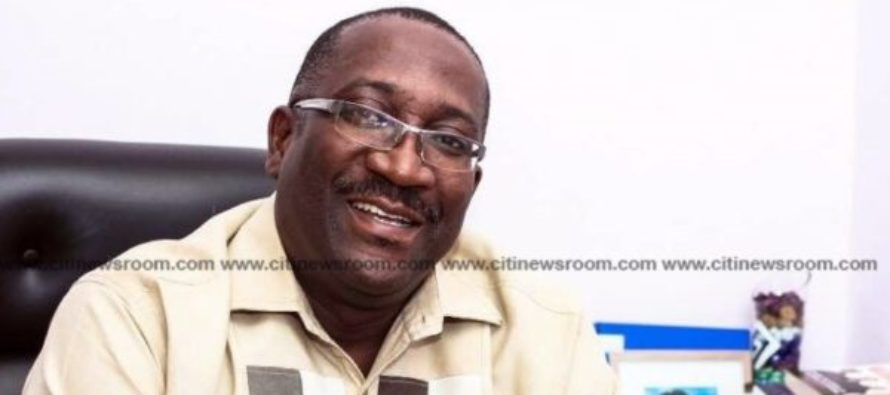 Samuel Attah-Mensah, others appointed to head 3 devt authorities