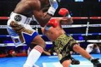Isaac Dogboe floors Jessie Magdaleno, becomes Ghana's eighth boxing champion