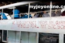 Workers demand immediate intervention to save 'dying' Neoplan Ghana