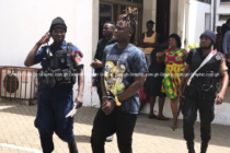 Wisa fined Gh¢8,400 for showing penis