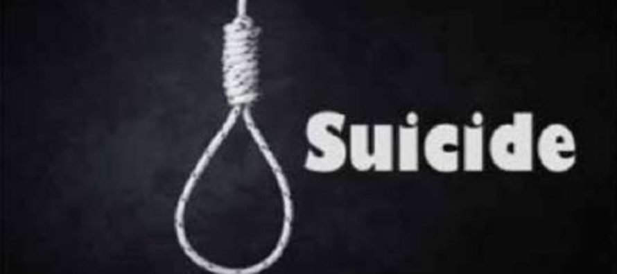 JHS pupil commits suicide by hanging