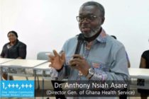 Health professionals shouldn't be posted; must look for jobs – GHS boss proposes