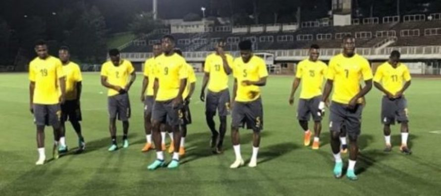 Black Stars gear up for Iceland friendly