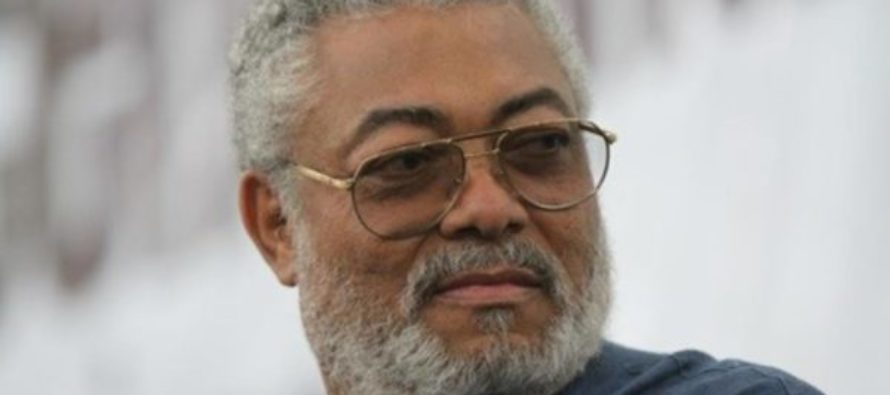 Togbe Afede, Coco Cola, Lighthouse Chapel and others mourn with Rawlings, Agbotui family