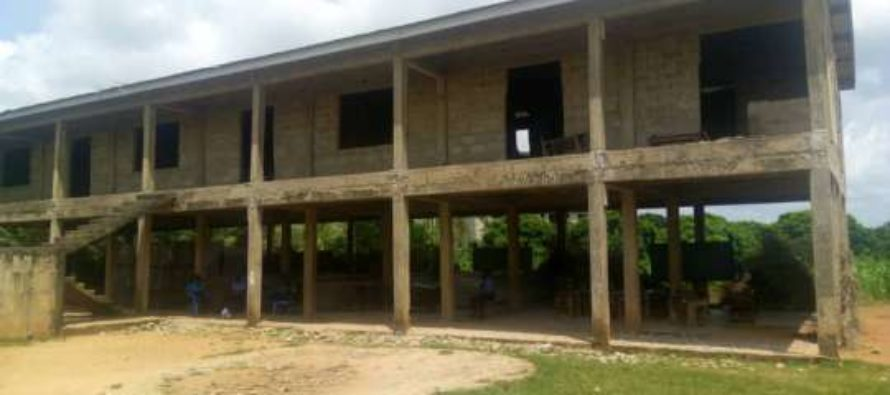 V/R: Dagbamate JHS block must be completed – Chief