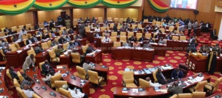 NDC MPs call for closure of Parliament, self-isolation after 15 reported cases of Covid-19