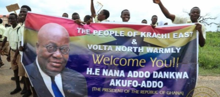 V/R: Akufo-Addo ends 3-day tour
