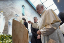 Papal visit: Pope begs forgiveness for clerical sex abuse