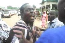 Deputy Minister hooted at, nearly beaten and chased away from public function