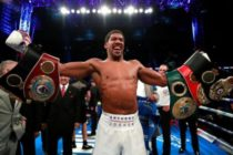 Joshua stops Povetkin to retain world heavyweight titles