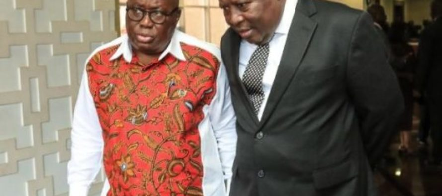 'Resources coming soon' – Akufo-Addo assures Special Prosecutor