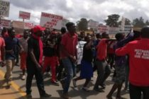 Coordinated anti-govt protests in Malawi against corruption