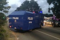 C/R: 8 police beaters arrested