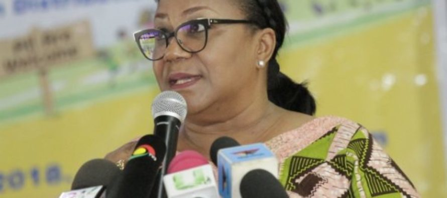 Support girls to dream big – First Lady