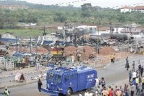 A year after the Atomic Junction Gas explosion that killed 7 and injured 132