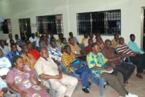 Hohoe Municipal Assembly holds town hall meeting