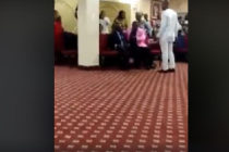 Church members fight Pastor and wife during service