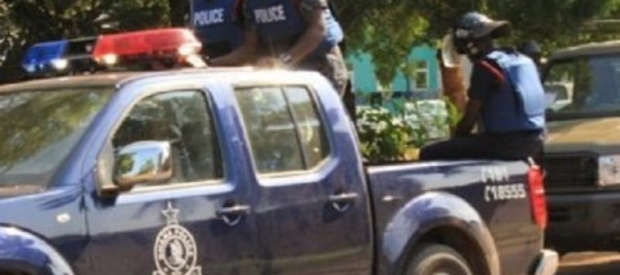 Police grabbed Criminals terrorising Students and other residents in Ho