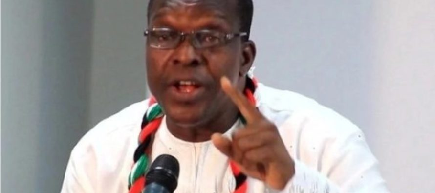 NDC race: Bagbin rejects nomination forms picked for him