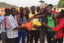 North Dayi MP shares Christmas cheer with constituents