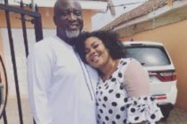 Videos: Gifty Osei and NPP's Hopeson Adoye finally tie the knot