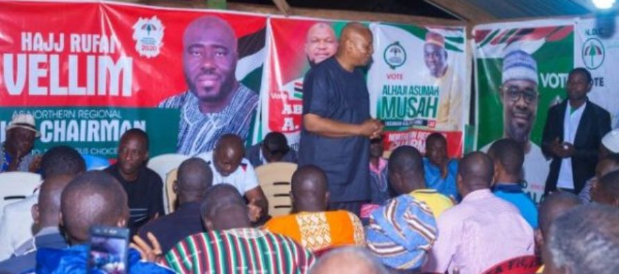 'You don't petition NDC elders with threats' – Alabi tells disgruntled 8