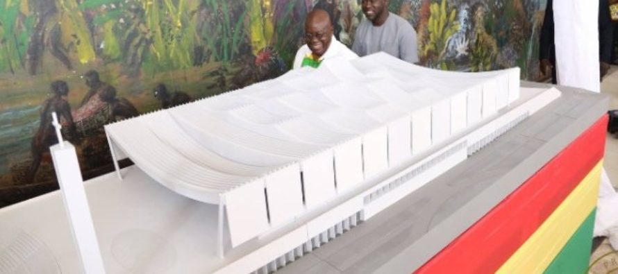 Akufo-Addo promised building Cathedral to glory of God if he wins presidency- Duncan Williams