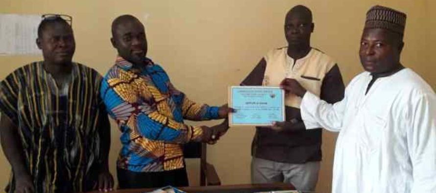 Ziope D/A JHS PTA Honours Hardworking Staff