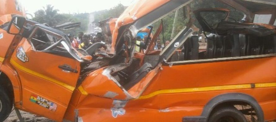 A/R: 8 dead, many injured in Boankra accident